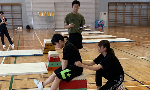 幼児体育指導者(2級)検定講習会