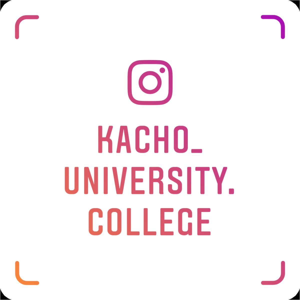 ■Kacho Instagram■