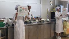 西区在住高齢者対象栄養教室を実施しました