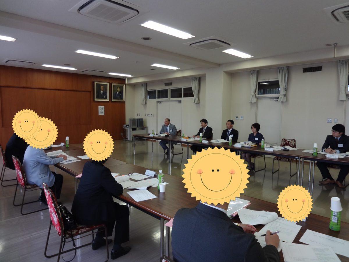 10月3日(木)、4日(金)は短期大学基準協会の令和元年度認証評価の訪問調査です!