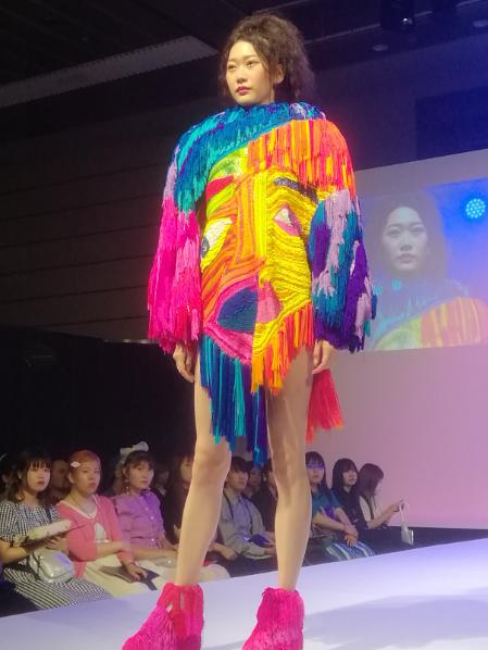 ファッション総合学科 第19回YKKファスニングアワード ファイナリスト選考20名に本学の学生が選ばれました!