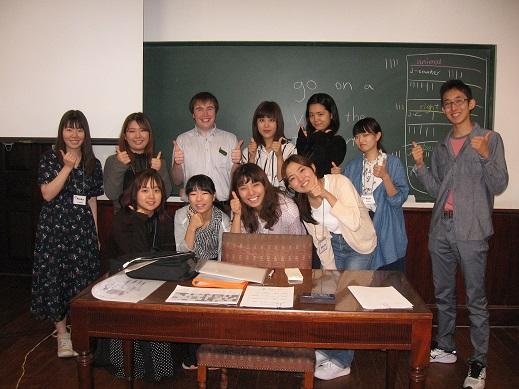 3泊4日語学研修に参加しました