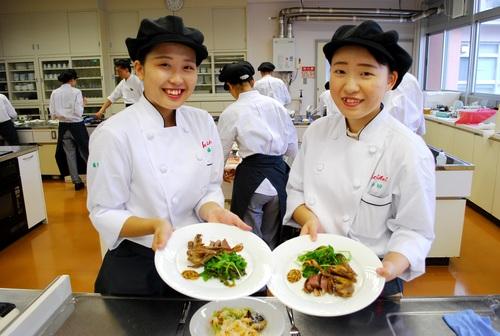 フードコーディネートコースが「イタリア料理特別授業」を実施しました
