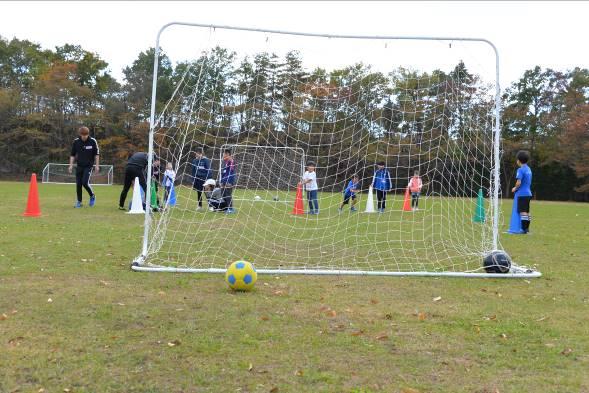 公開講座 サッカー教室&フィットネス教室実施