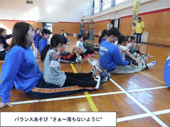【保育学科】コーディネーショントレーニング講習会に参加しました!