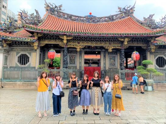 台湾インターンシップツアーに参加しました