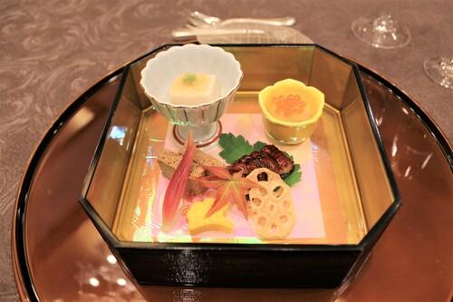 フードコーディネートコースが「テーブルマナー研修会(和食)」を実施