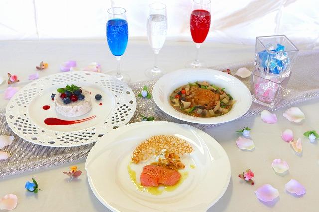 調理・製菓学科調理コースが「フランス料理特別授業」を開催