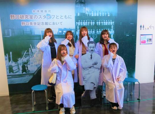 福島バス研修を行いました