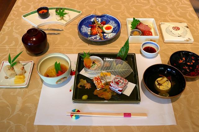 調理コースが「日本料理テーブルマナー研修会」を実施しました