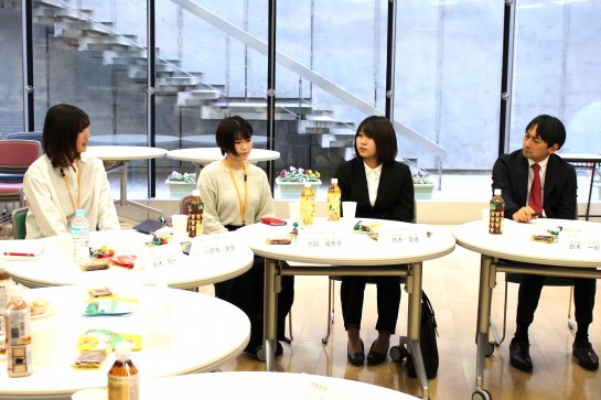 学長カフェを開催しました