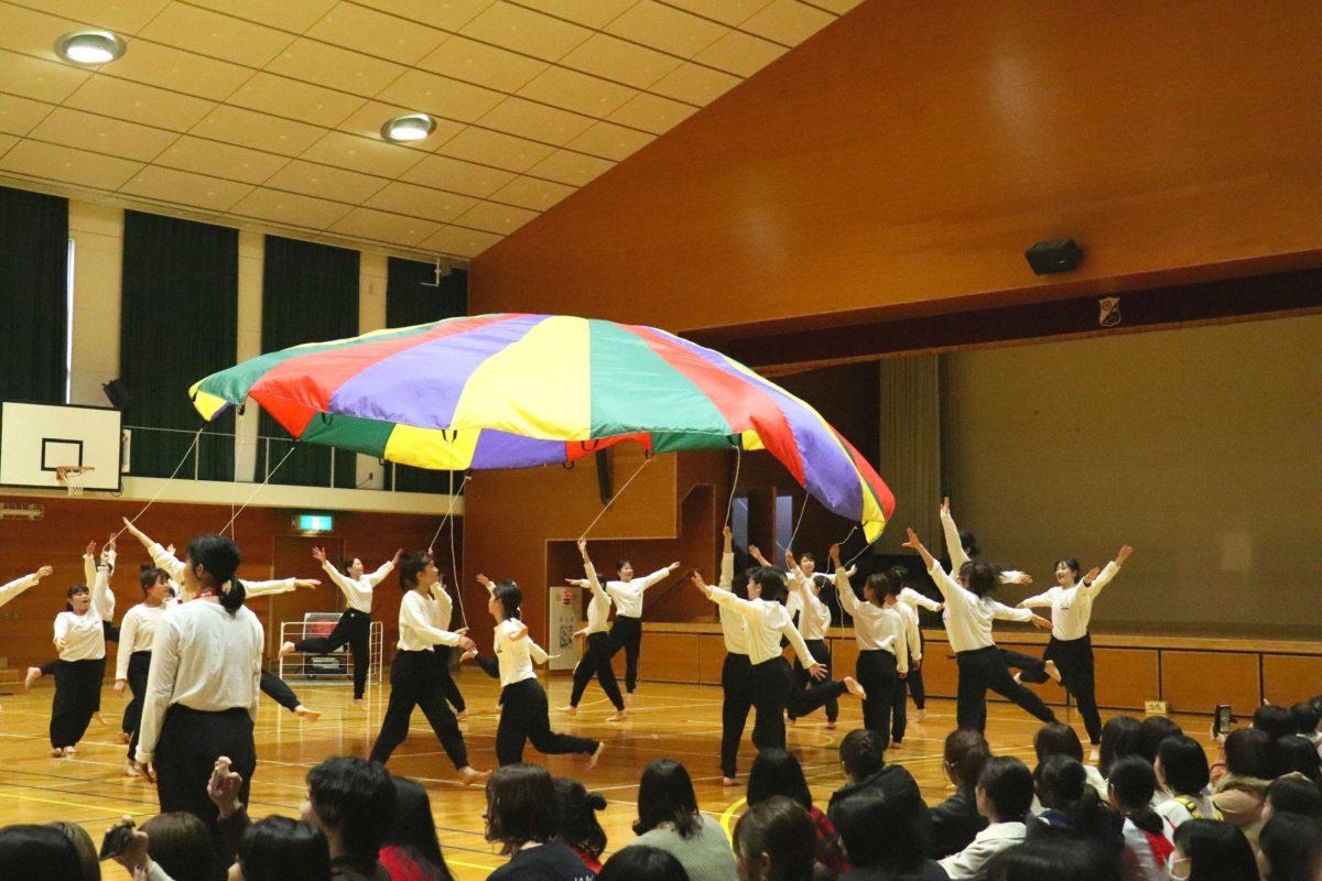 清泉フェスティバル(短大卒業研究発表)を行いました