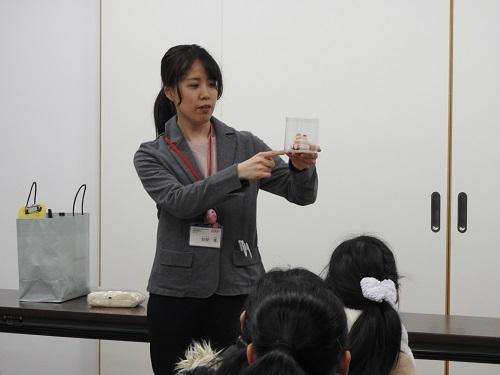 名古屋市青少年交流プラザ主催マジパン教室が開催されました。