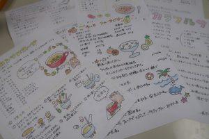 給食経営計画実習「すみれランチ」が終了しました!