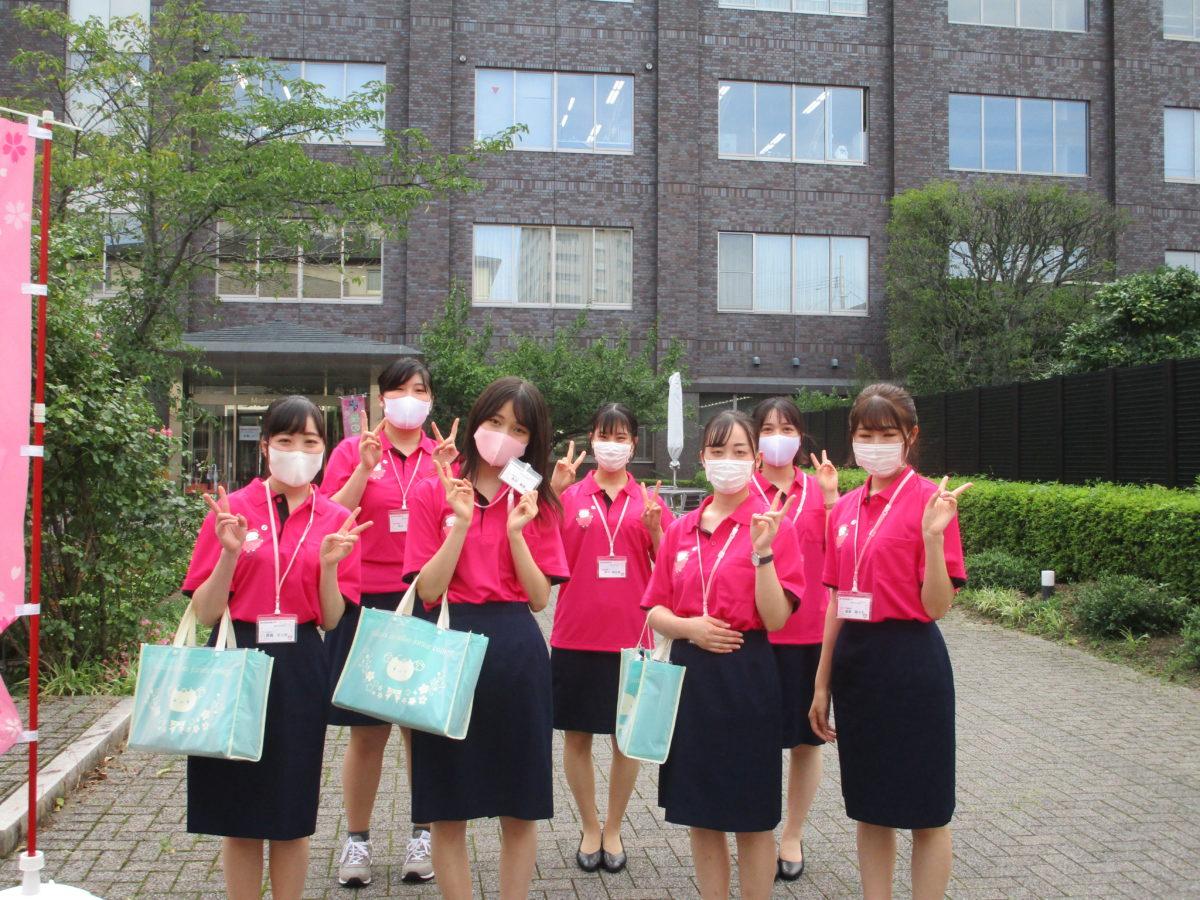 学生の広報組織「せいたんなび」活躍中。