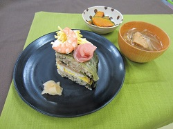 第14回名古屋文理お料理コンテスト1年生の部が開催されました。