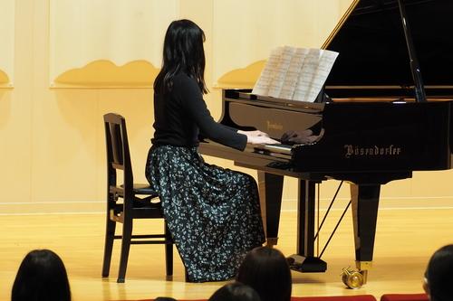 「第4回めざせMaestro! 大阪成蹊学園ピアノコンペティション」を開催しました