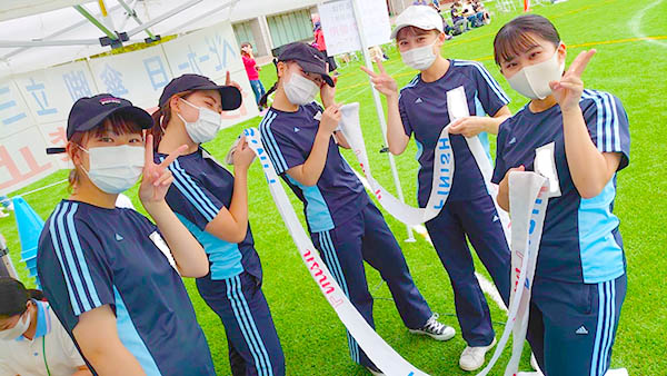 【保育学科】附属幼稚園 運動会ボランティアに参加しました!