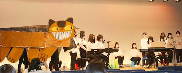 関女保育学科☆『ほいく・みゅーじっく・ふぇすた』(第19回定期演奏会)を開催しました。