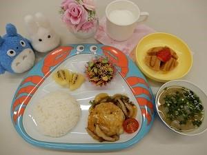 【食物栄養学科】2年生が保育所給食実習を行いました