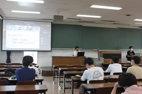 編入学体験談をお話しする会を開催しました!!
