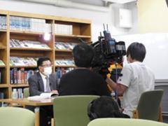 佐藤生一名誉教授が「秘密のケンミンSHOW極」に出演。